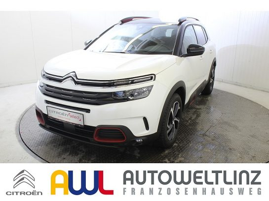 Citroën C5 Aircross BlueHDI 130 S&S Feel bei Autowelt Linz in