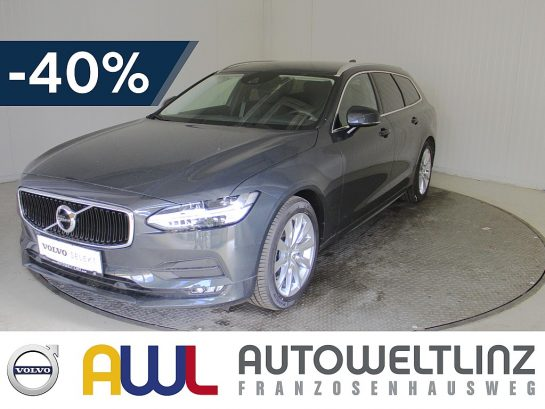 Volvo V90 D4 Geartronic Momentum Pro bei Autowelt Linz in