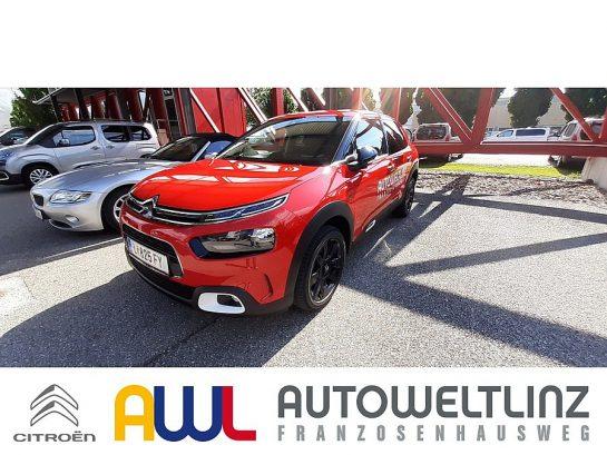 Citroën C4 Cactus PureTech 110 S&S 6-Gang-Manuell Shine bei Autowelt Linz in