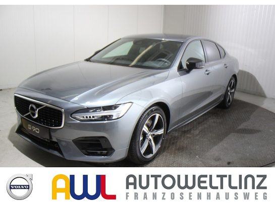 Volvo S90 T4 R-Design Geartronic *LP 58.154,-* bei Autowelt Linz in