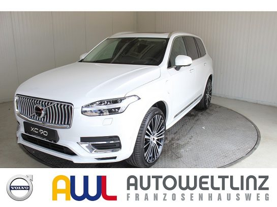 Volvo XC90 T8 AWD Recharge Inscription Geartronic bei Autowelt Linz in