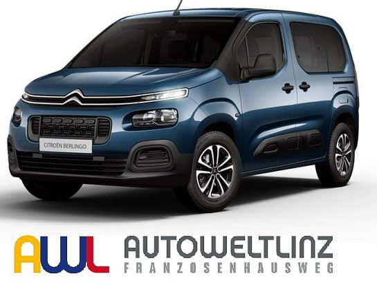 Citroën Berlingo BlueHDI 100 S&S Feel bei Autowelt Linz in
