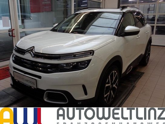 Citroën C5 Aircross BlueHDI 130 S&S Shine EAT8 Aut. bei Autowelt Linz in