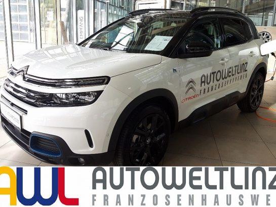 Citroën C5 Aircross Shine Hybrid PHEV 225 e-EAT8 bei Autowelt Linz in