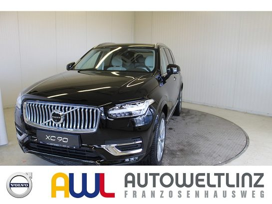 Volvo XC90 B5 AWD Inscription bei Autowelt Linz in