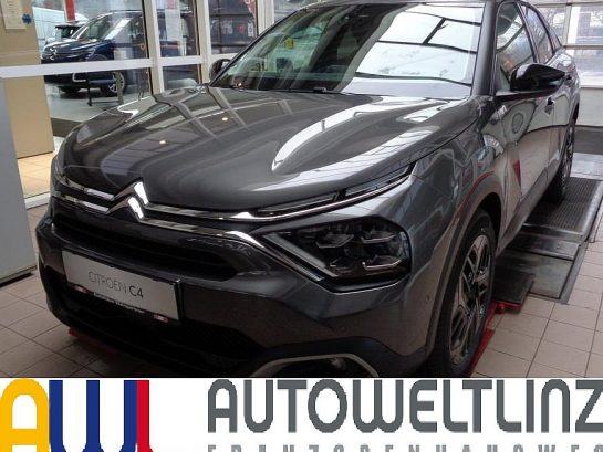 Citroën C4 PureTech 130 S&S Shine Edition EAT8 Aut. bei Autowelt Linz in