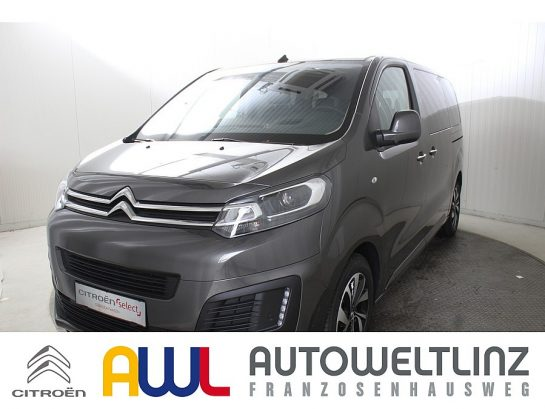 Citroën Spacetourer BlueHDI 180 S&S EAT8 M Shine bei Autowelt Linz in