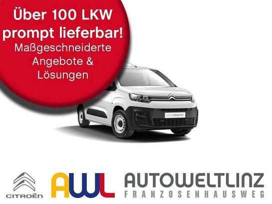 Citroën Berlingo Kastenwagen Komfort M BlueHDi 75 S&S normale Nutzl. bei Autowelt Linz in