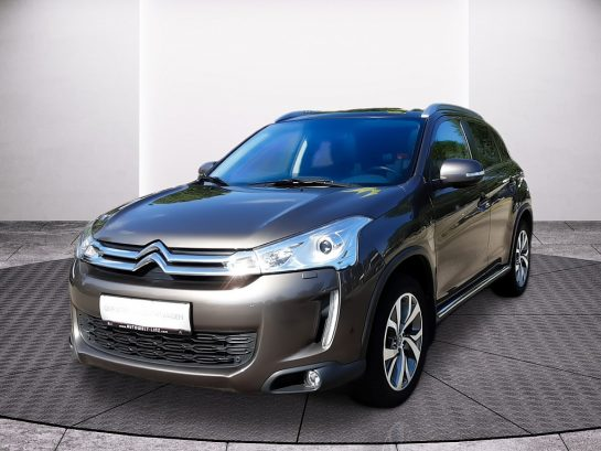 Citroën C4 Aircross HDi 150 4WD Exclusive bei Autowelt Linz in