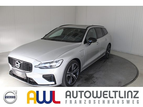 Volvo V60 T6 AWD Recharge R-Design Geartronic *LP 71.784,-* bei Autowelt Linz in