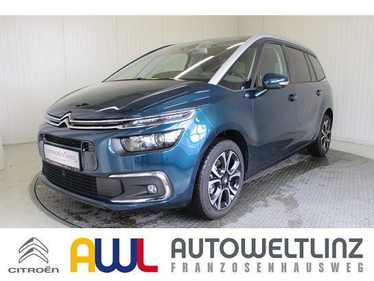 Citroën Grand C4 Spacetourer BlueHDI 130 S&S EAT8 Shine bei Autowelt Linz in