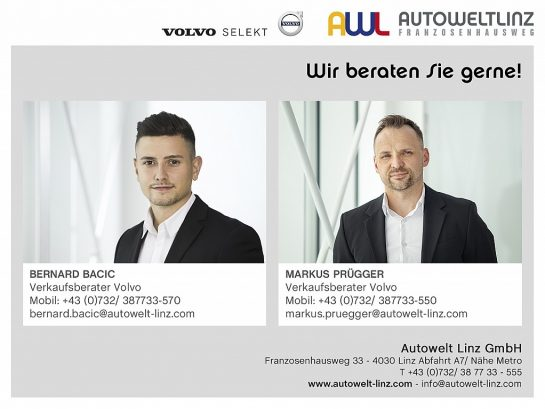 Volvo XC40 T4 Recharge PHEV R Design bei Autowelt Linz in