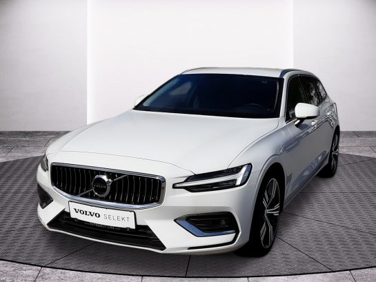 Volvo V60 D4 Inscription Geartronic bei Autowelt Linz in