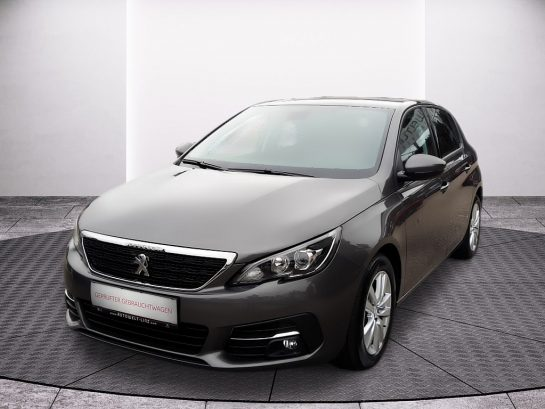Peugeot 308 BlueHDI 100 S&S 6-Gang-Manuell Active Pack bei Autowelt Linz in