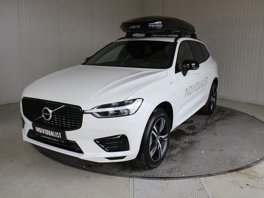 Volvo XC60 T6 AWD Recharge PHEV R-Design Geartronic bei Autowelt Linz in