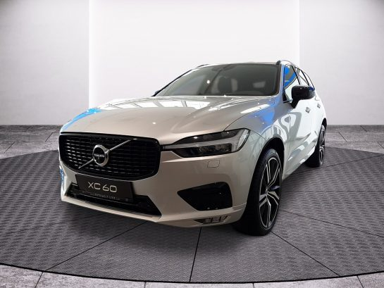 Volvo XC60 B4 R-Design AWD Geartronic bei Autowelt Linz in