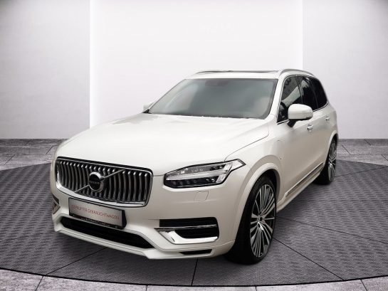 Volvo XC90 T8 AWD Recharge PHEV Inscription Geartronic bei Autowelt Linz in