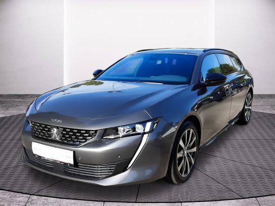 Peugeot 508 SW 1,5 BlueHDi 130 EAT8 S&S GT Line Aut. bei Autowelt Linz in