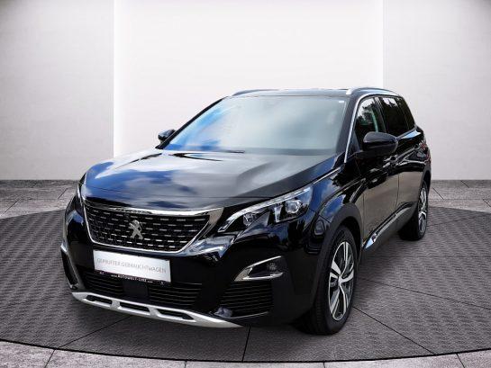 Peugeot 5008 1,5 BlueHDI 130 S&S EAT8 Allure Aut.*7Sitzer* bei Autowelt Linz in