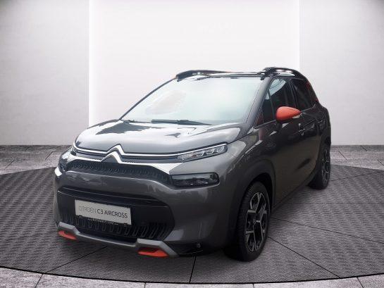 Citroën C3 Aircross BlueHDi 110 S&S 6-Gang-Manuell Shine bei Autowelt Linz in