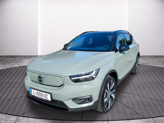 Volvo XC40 Recharge Pure Electric Recharge Pro bei Autowelt Linz in