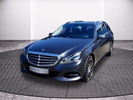 Mercedes-Benz E 300 T BlueTEC Hybrid Aut. bei Autowelt Linz in