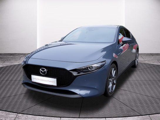 Mazda Mazda 3 Skyactiv-G122 Comfort+ /SO/PR/ST Comfort+/SO/PR/ST bei Autowelt Linz in