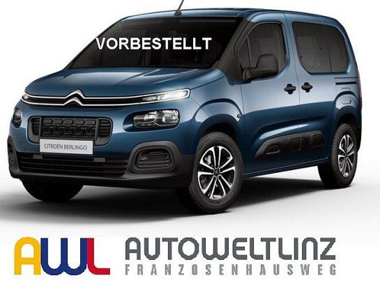 Citroën e-Berlingo Batterie 50 kWh Feel M bei Autowelt Linz in